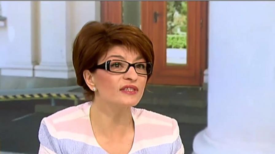 Атанасова: За 3 дни Трифонов излъга три пъти хората