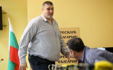 Любо Ганев защити треньорския щаб и нападна националите