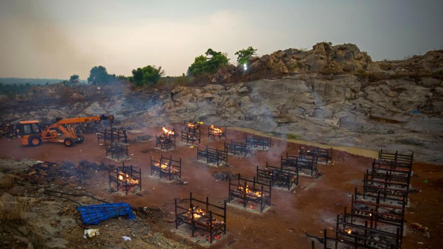 COVID-19: В Индия най-лошото тепърва предстои