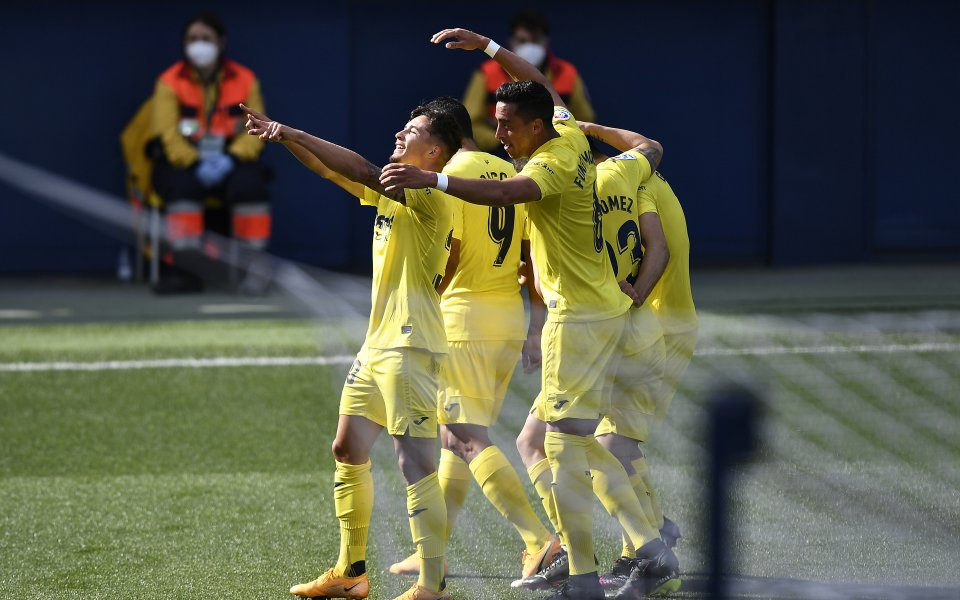 Виляреал постигна минимална победа с 1:0 срещу Хетафе в мач