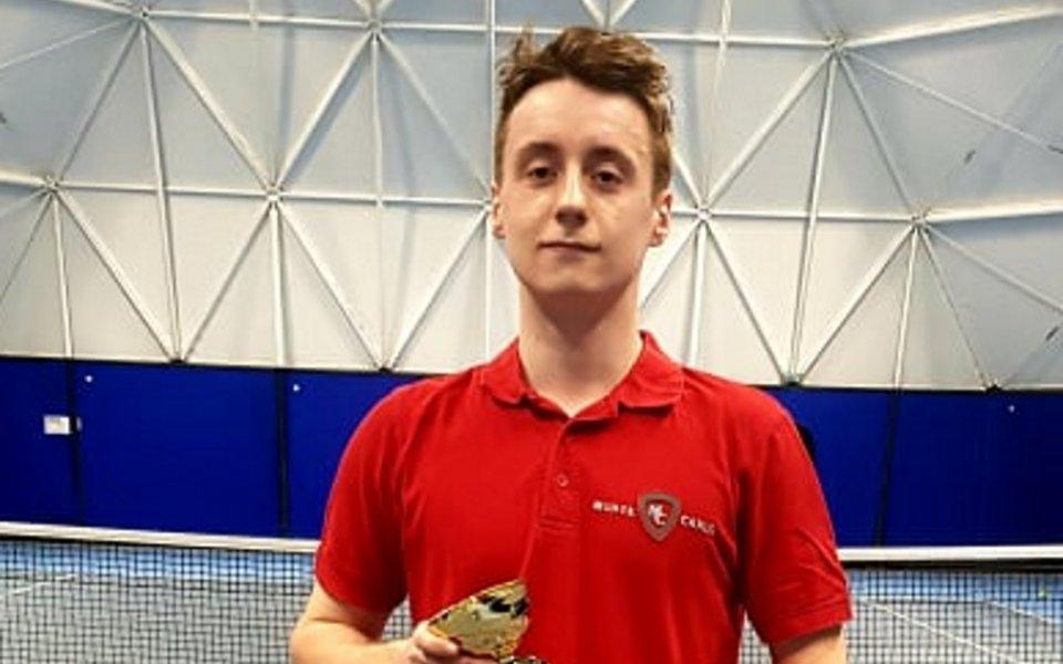 Марк Хаджижеков спечели пета поредна титла в Интерактив тенис
