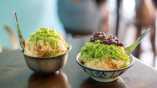 Седемте най-странни десерта в света