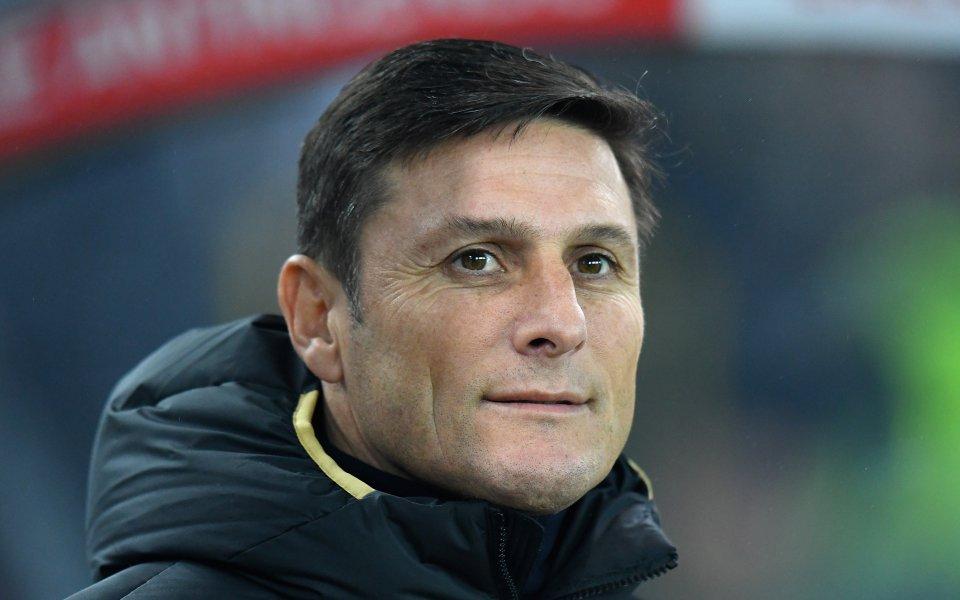 Вицепрезидентът на Интер Хавиер Санети разкри, че клубът има сериозни