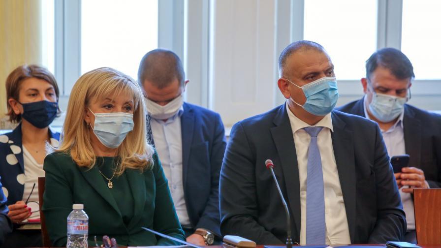 Скандал избухна в комисията за проверка на управлението
