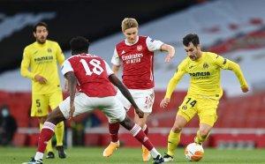 Гредите изхвърлиха безидеен Арсенал от Лига Европа