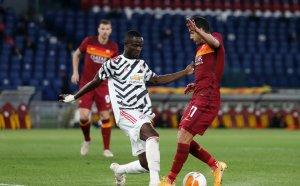 Ман Юнайтед загуби в Рим, но е на финал в ЛЕ, Де Хеа с геройски спасявания