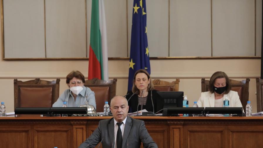 Депутатите викат Министерския съвет в...