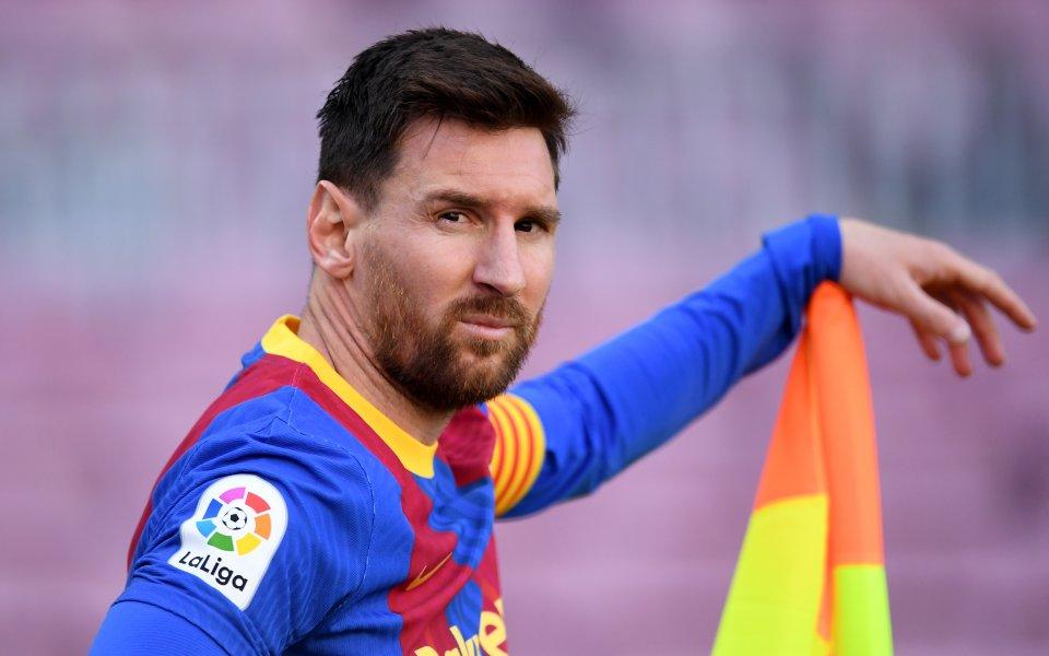 Отборът на Барселона гостува на Леванте в мач от Примера