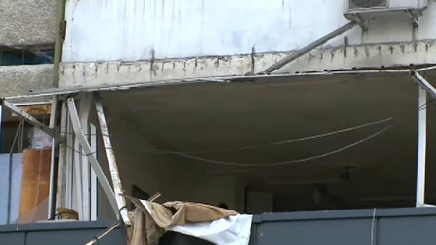 Взрив на бойлер разруши апартамент в Асеновград