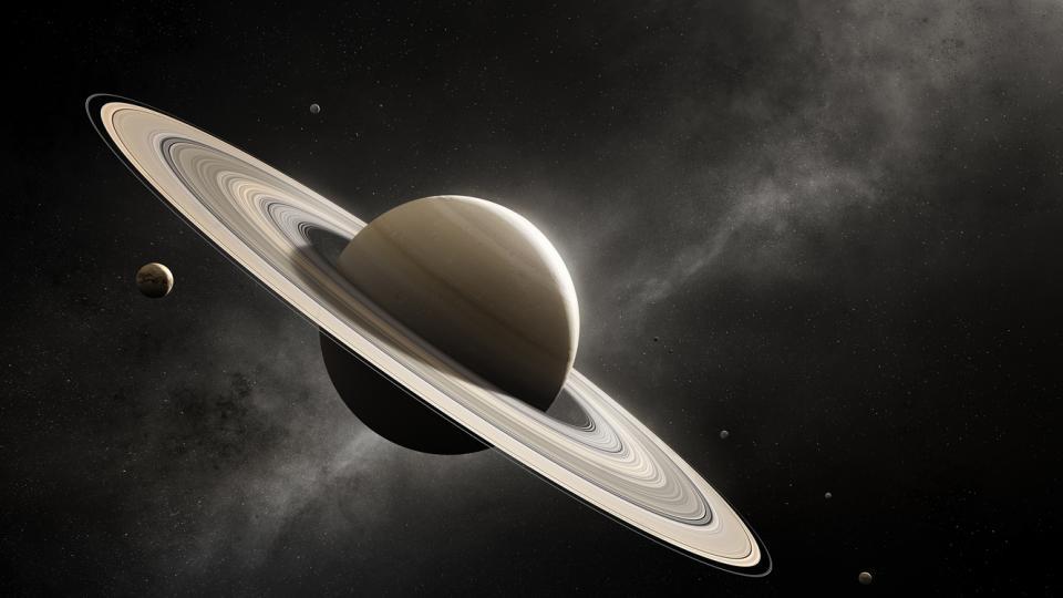 Сатурн планета планети космос астрология