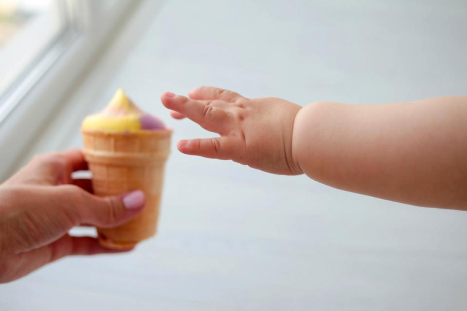 дете напълняване килограми тегло диета