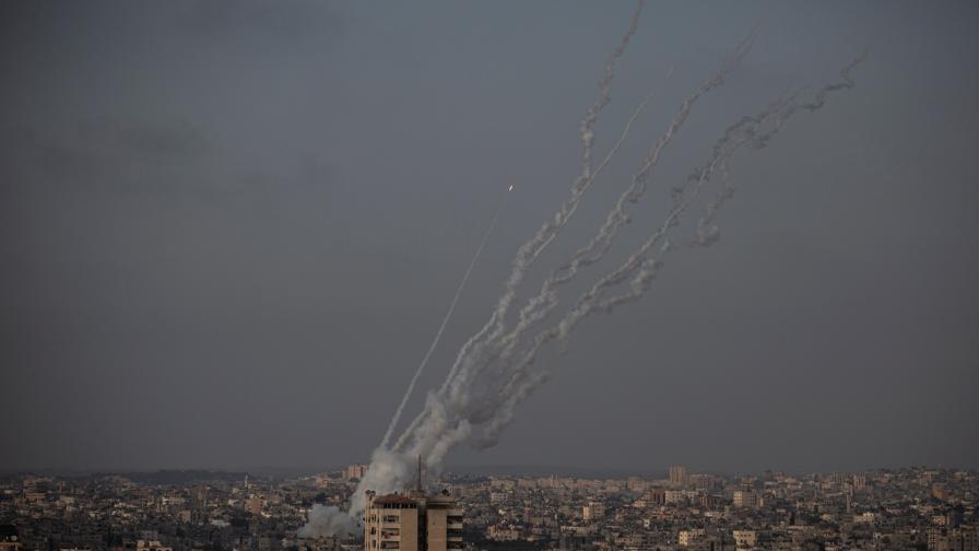 <p>Ситуацията в Израел ескалира</p>