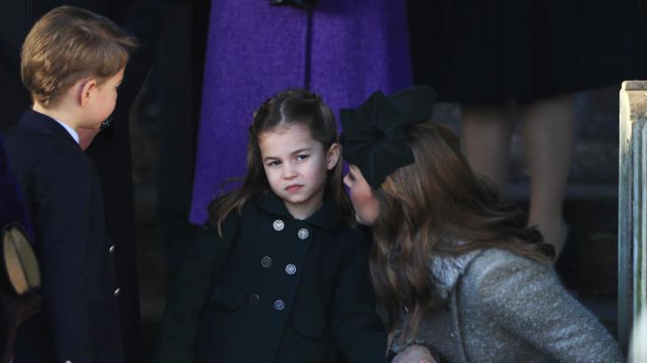 Принцеса Шарлът вече казва, че е голяма и може да прави каквото си иска