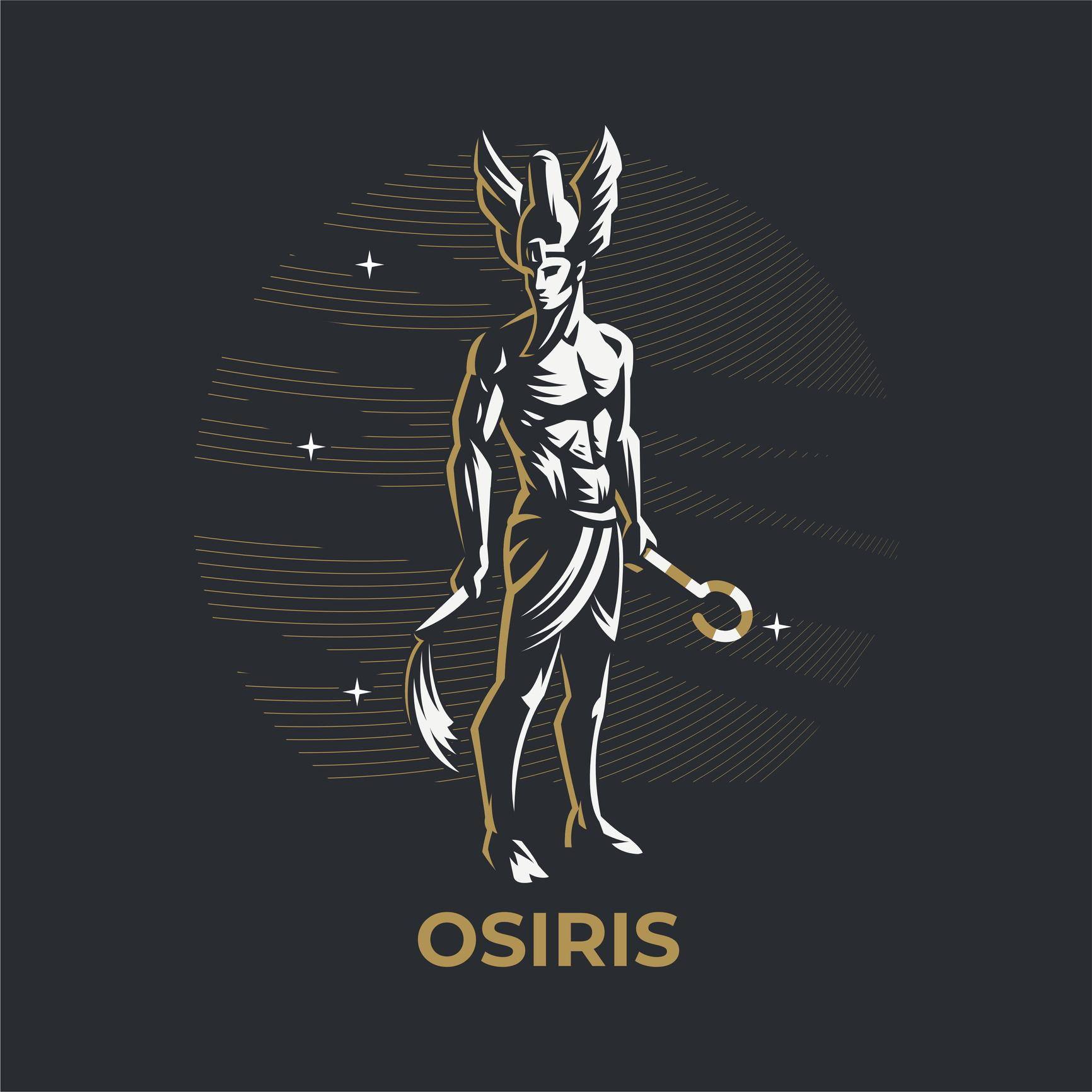 <p><strong>Озирис &ndash; бог на подземния свят и съдия на мъртвите &ndash; Овен</strong></p>  <p>Родените по знака на Озирис често се открояват със своята интелигентност и предприемчивост. Тези хора са родени лидери и обичат да поемат отговорности в работна среда.</p>