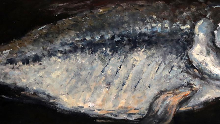 Усещане за река - изложба живопис на...