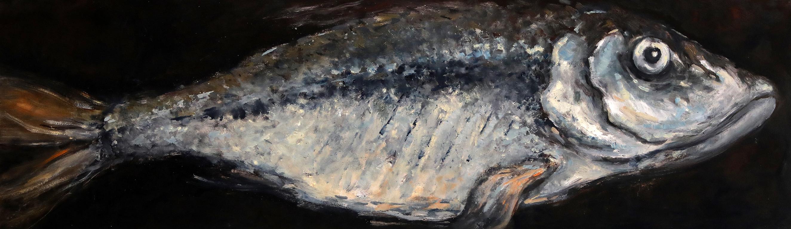 <p>Риба 2</p>  <p>Реката е знак едновременно за динамичното преобразяване на живота и за неговата устойчивост.</p>