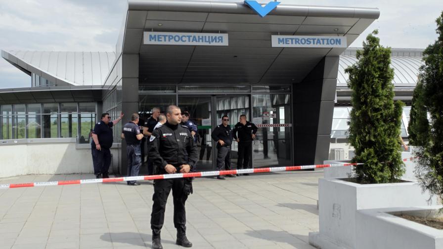 <p>В какво състояние е жената, простреляна в метрото</p>