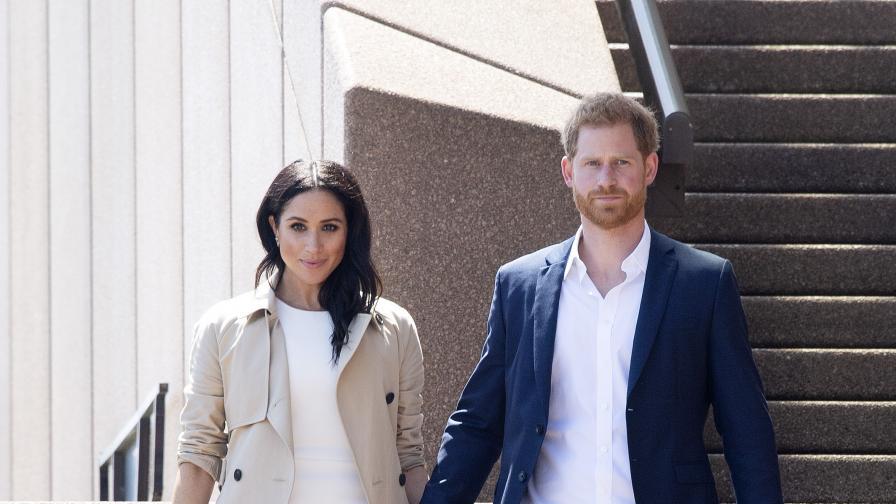 Меган и Хари обвиниха BBC в клевета