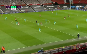Рашфорд върна Юнайтед в мача