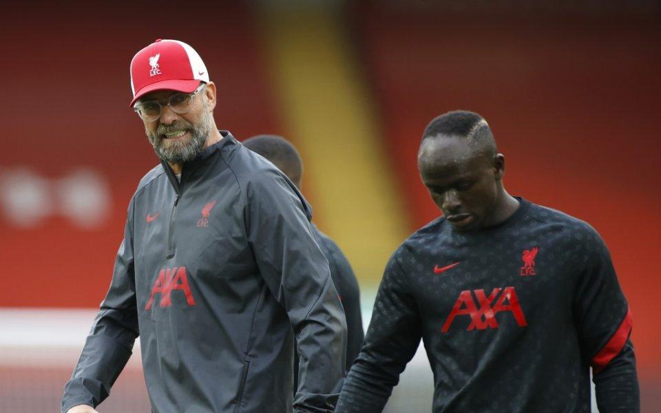 Треньорът на Ливърпул Юрген Клоп обясни защо Садио Мане не