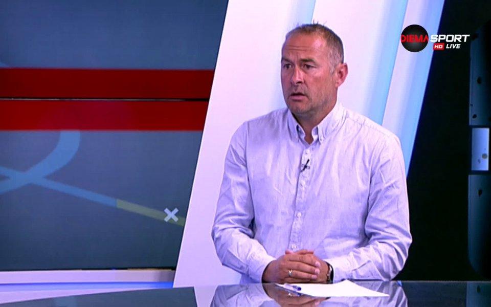 Радослав Кирилов оглави класацията за Топ 5 нападателите на изминалия