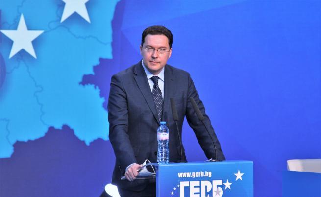 Борисов е водач на листата на ГЕРБ - СДС в 25 МИР в София, а Митов в 24 МИР