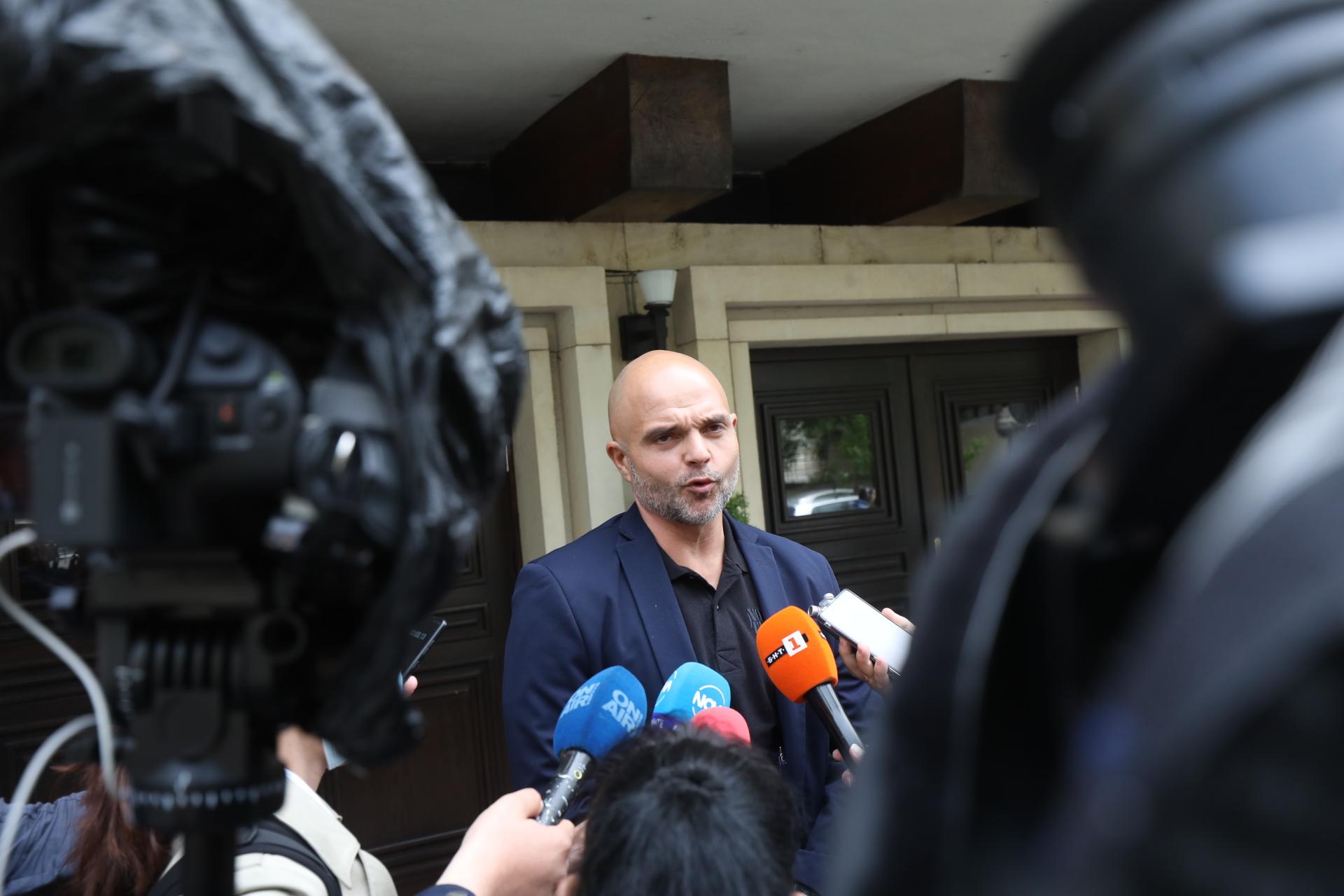 <p>Бившият главен секретар на МВР главен комисар Ивайло Иванов коментира освобождаването му от длъжност</p>