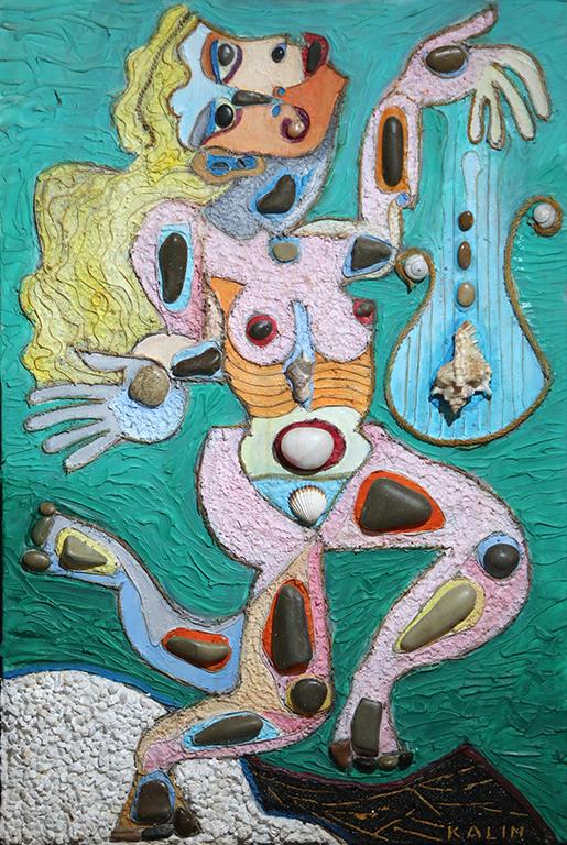 <p>Tерпсихора - Муза на танца</p>  <p>2018 г. &ndash; галерия Мерлино и Арт Експертиз, Флоренция, Италия. 2018 г. &ndash; галерия 809 &ndash; Милано, Италия</p>