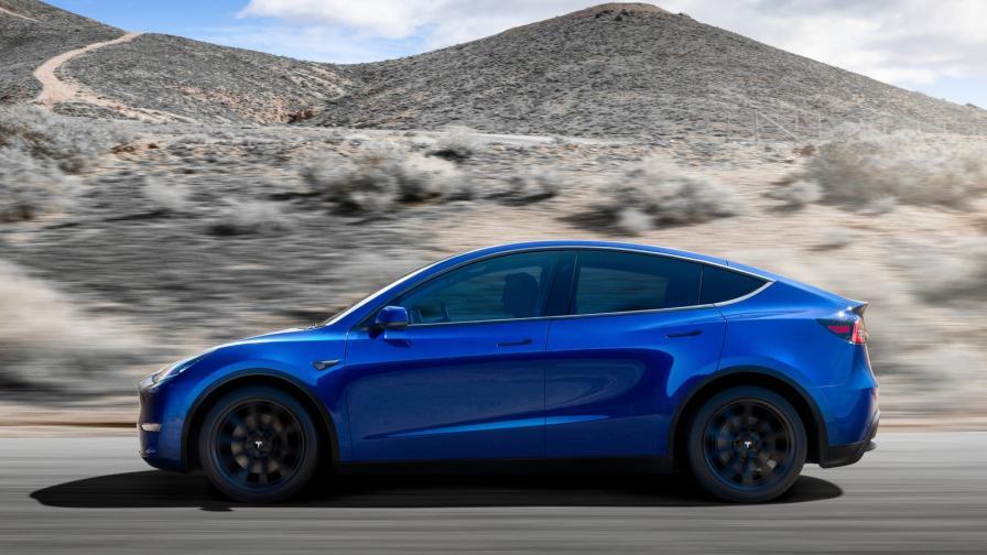 <p>Новата Tesla Model Y ще гони пробег от 650+ км</p>