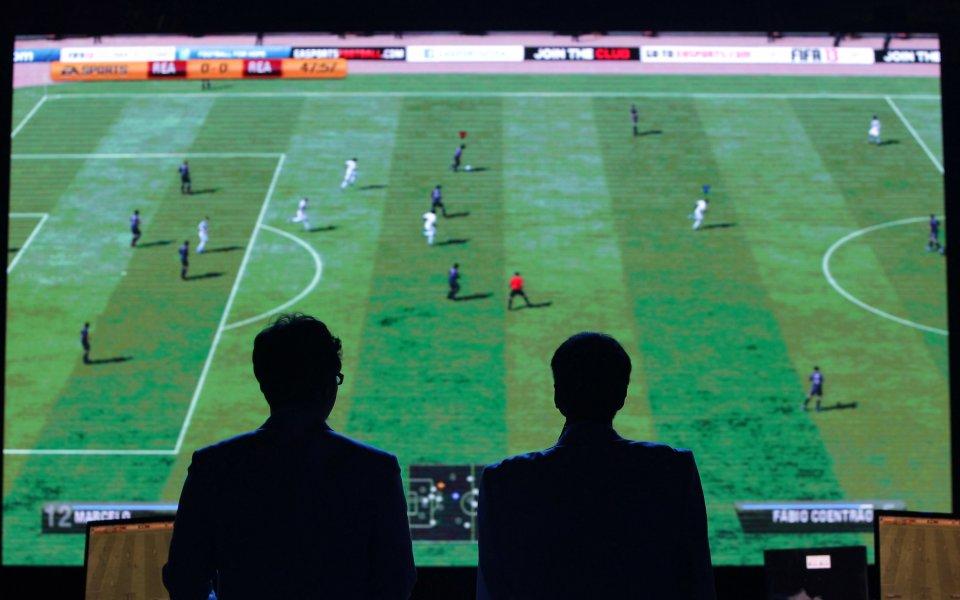 Представителният тим на България по FIFA21 се класира за 1/8-финалите