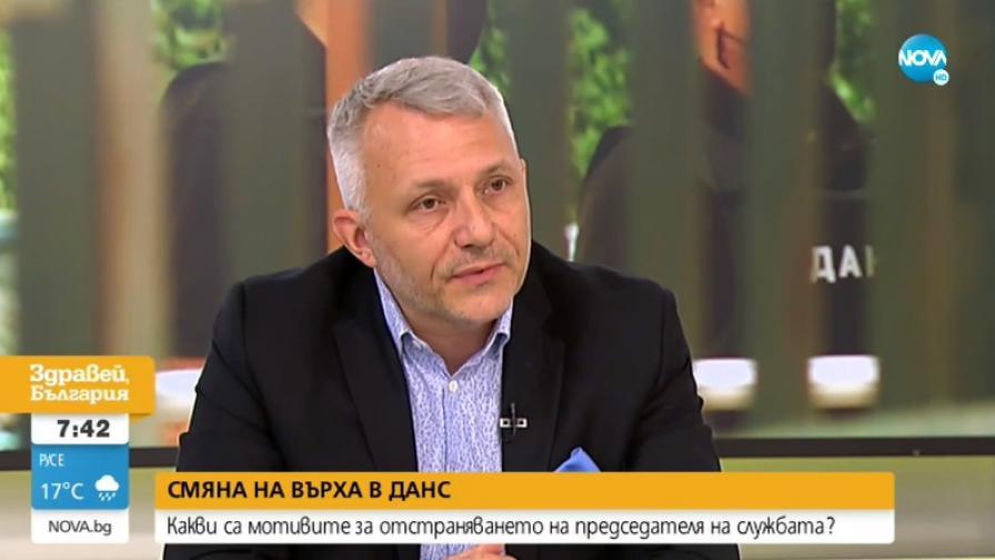 Хаджигенов посочи броя на подслушваните политици, Биков - трябват доказателства