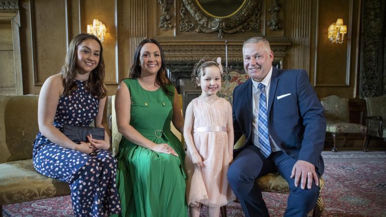 Обещаната среща на Кейт Мидълтън с 5-годишната Мила