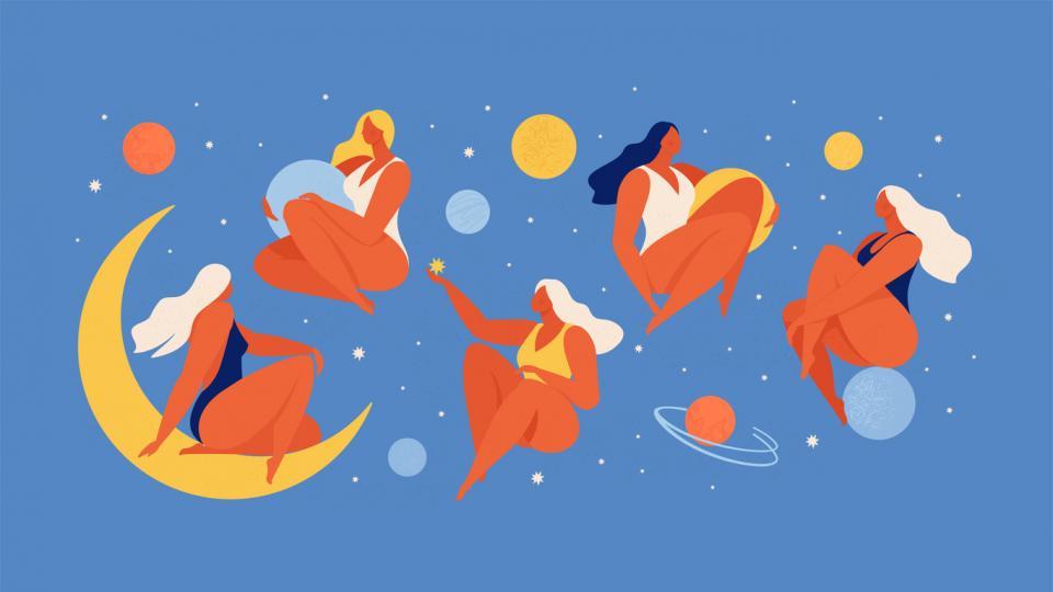 планети ретроградни планета астрология космос небе