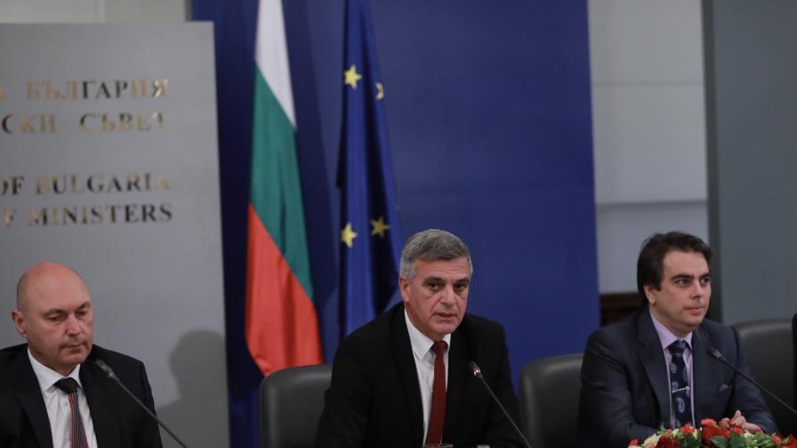Стефан Янев: Основната ни задача са честни и прозрачни избори