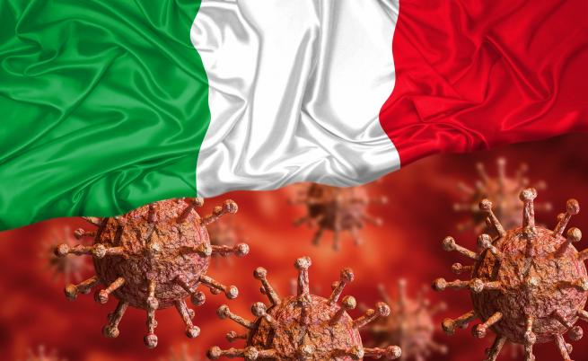 СЗО проверява повторно данните за появата на COVID-19 в Италия