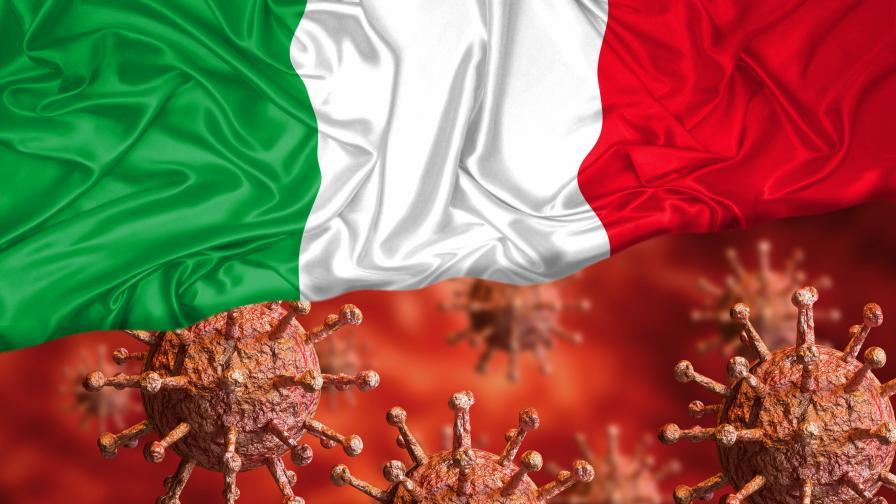 <p>Каква е истината за появата на COVID-19 в Италия</p>