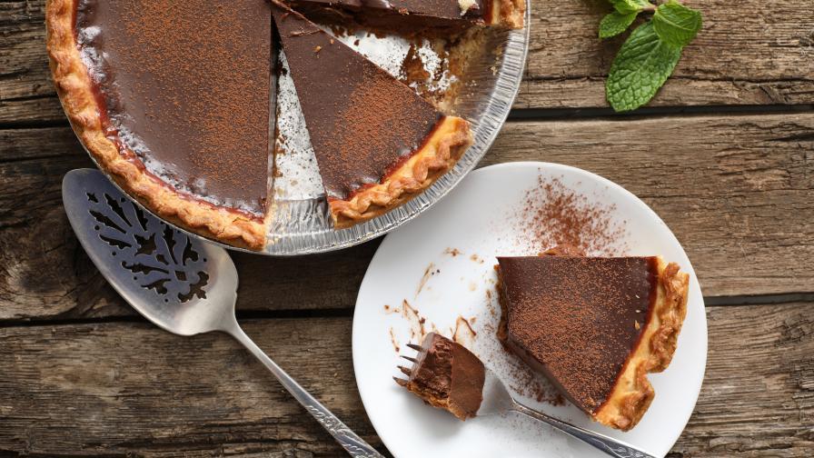 Как да си приготвим неустоим шоколадов пай от Мисисипи