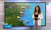 Прогноза за времето (02.06.2021 - централна емисия)