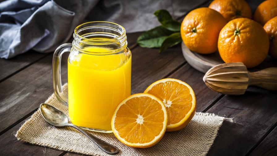Ето какво се случва, ако консумираме портокалов сок ежедневно