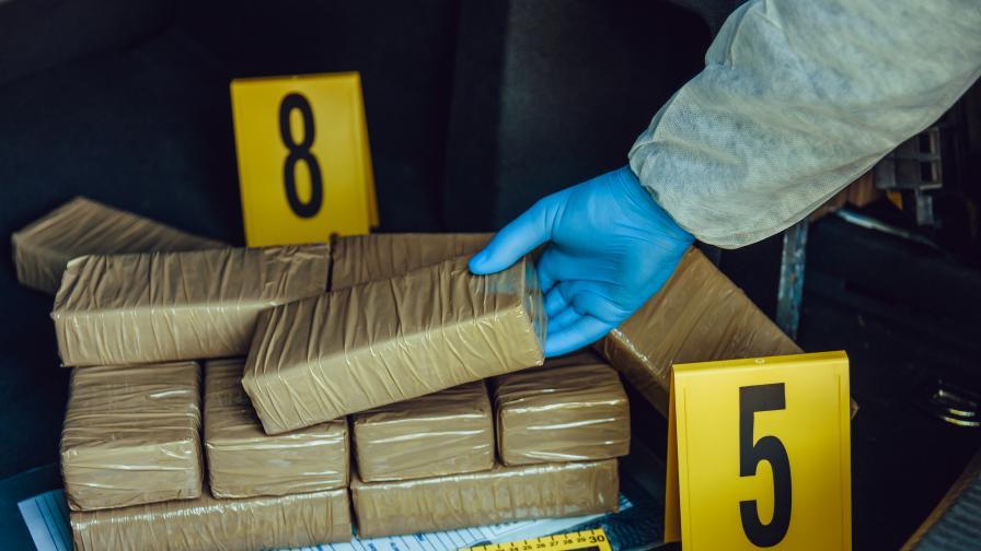 Задържаха двама турски граждани за трафик на хероин у нас