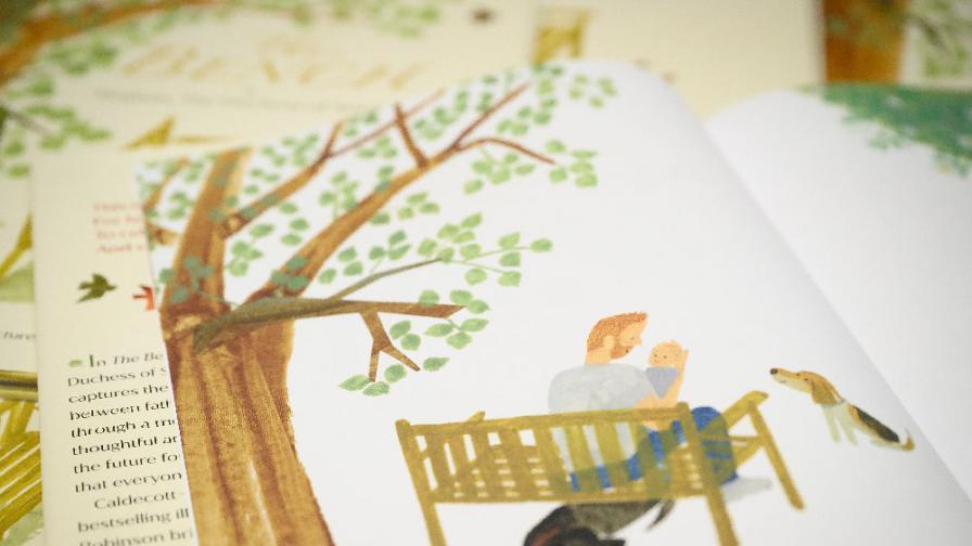 <p>Меган Маркъл издаде дебютната си книга</p>