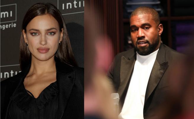 Daily Mail: Кание Уест и Ирина Шейк са двойка, снимки потвърдиха