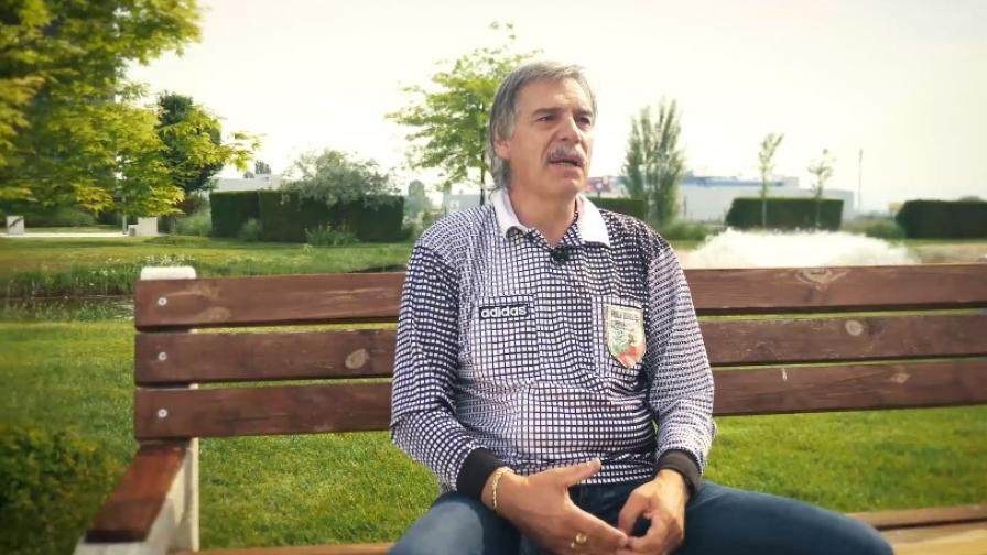Да замениш футбола с такси: историята на Младен Благоев