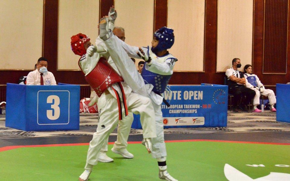 Третото издание на Мултиевропейското първенство по таекуондо бе официално открито