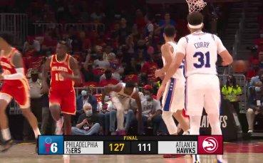 Най-важното от плейофите в НБА през изминалата нощ