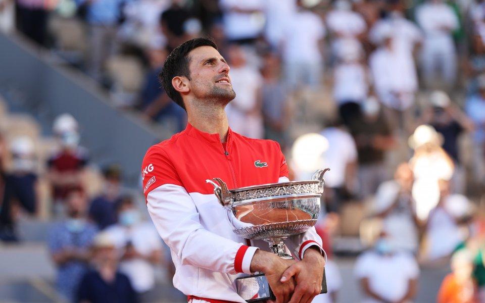 Новак Джокович спечели титлите на Откритите първенства на Австралия и