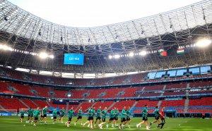 Най-накрая! Мач без ограничения за публиката на UEFA EURO 2020