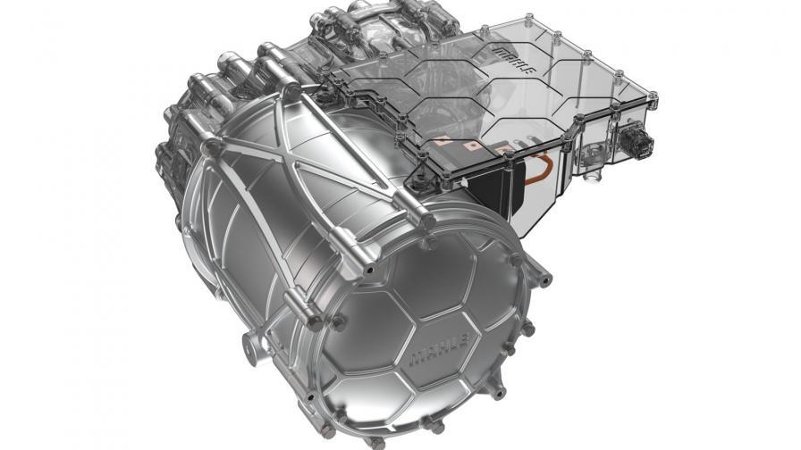 <p>Иновативният безмагнитен електромотор на Mahle</p>