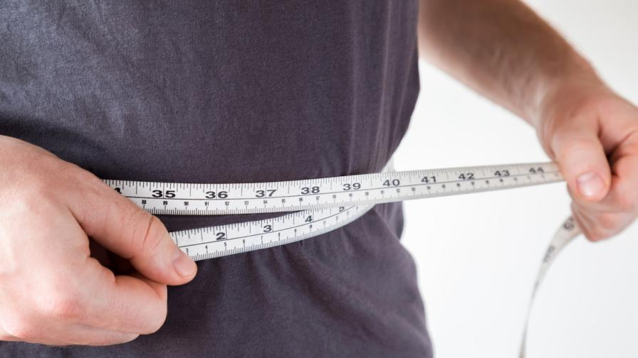 Как мъж отслабна с 85 кг. за година и половина