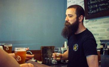 """Йордан Ченков – основател на пивоварна """"Трима и двама"""", за каузата I AM AMAZING и крафт бирената индустрия у нас"""